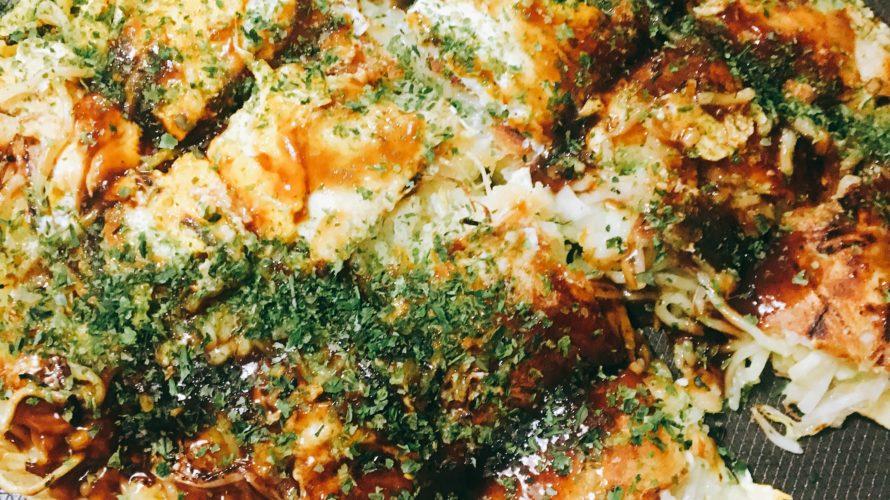 広島風お好み焼きが自宅で食べられる!ホットプレートレシピとかかせない本場ソースとは?