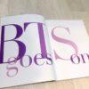 BTSの神写真集DICONはどこで買える?再販情報や購入レビュー