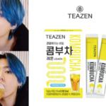 BTSジョングクおすすめ「コンブチャレモン」。コンブチャとは?日本で購入する方法まとめ