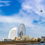 横浜のロープウェイ「YOKOHAMA AIR CABIN」とは?料金や発着場所・SNSの映像などまとめ